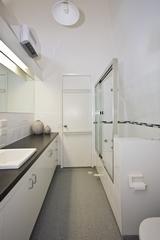 Port Arthur Accommodation Bay Retreat  Bathroom    Bay Re